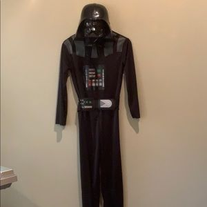 Boys Large Darth Vader Halloween 🎃 costume